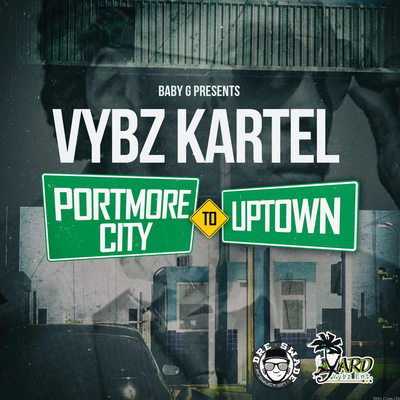 Vybz Kartel - Portmore City to Uptown (Clean)