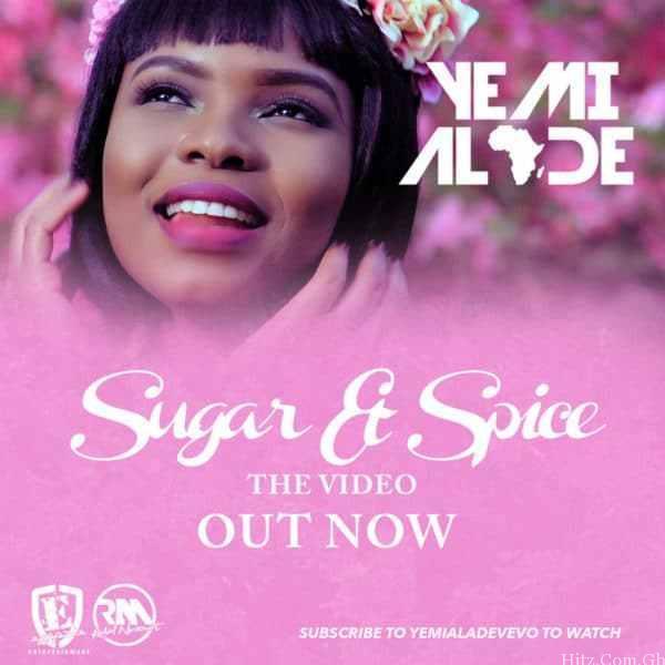 Yemi Alade – Sugar & Spice (Prod. by GospelOnDeBeatz)