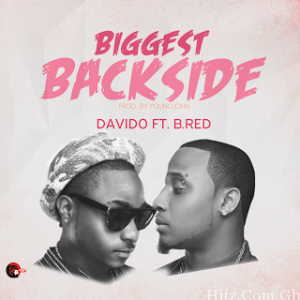 Davido Biggest BackSide ft B Red 300x300 - Davido - Biggest BackSide ft B-Red (Prod. By Young John)