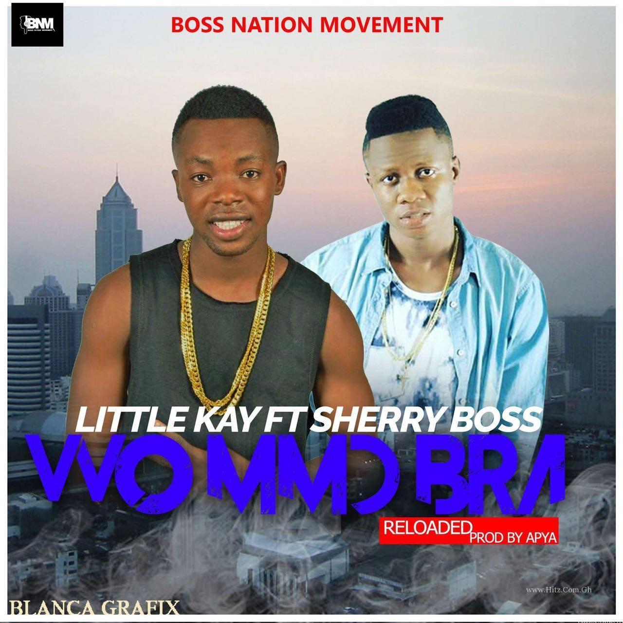 Little Kay x Sherry Boss – Wommobra (Prod by Scratch)