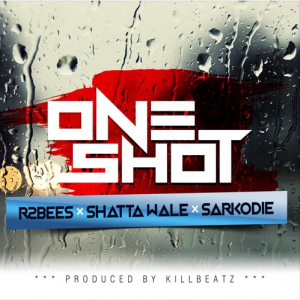 R2bees One Shot Ft Shatta Wale X Sarkodieprod by Killbeatz 300x300 - R2bees - One Shot Ft Shatta Wale X Sarkodie(prod by Killbeatz)