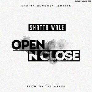 SHATTA WALE OPEN AND CLOSE IT 300x300 - Shatta Wale - Open N Close (Prod By Willisbeatz)