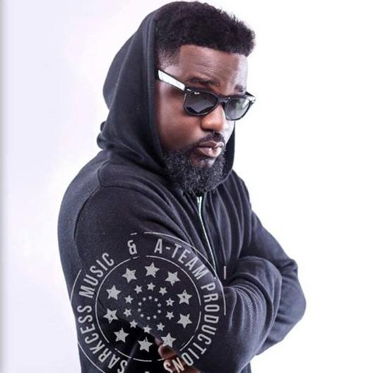Sarkodie - Young Young Girls(Hustle Hard Cover)