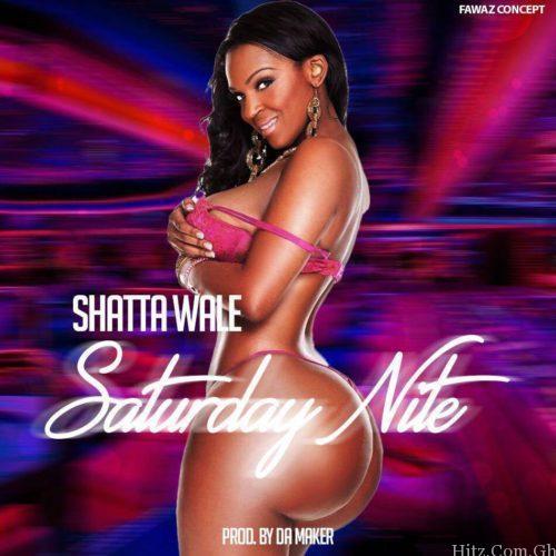 Shatta Wale - Saturday Night (Prod. by Da Maker)