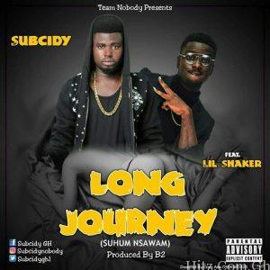Subcidy Ft. Shaker Long Journey Shuhum Nsawam Prod. By B2 300x300 - Subcidy Ft. Shaker - Long Journey (Suhum-Nsawam) Prod. By B2