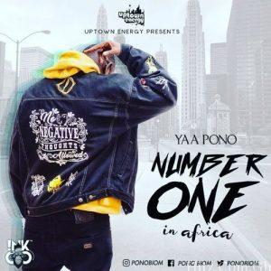 Yaa Pono – No. 1 In Africa Amendwo Prod. by Jay Twist 300x300 - Yaa Pono - Number One In Africa (Amendwo) (Prod. by Jay Twist)