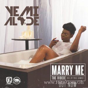 Yemi Alade – Marry Me