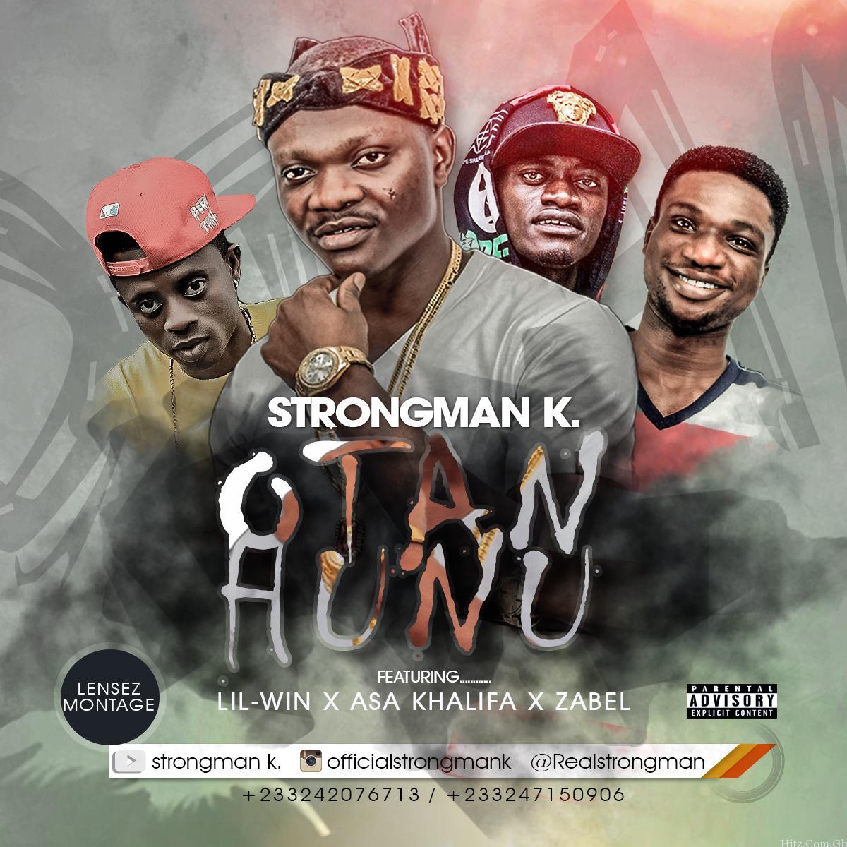"StrongMan-K, Nkansah Liwin, Asa Khalifah and Zabel to dro new Single titled ""Otan Hunu"""