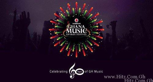 Full List of Nominees for Vodafone Ghana Music Awards 2017