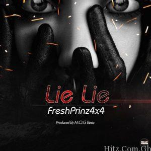 Fresh Prinz 4X4 – Lie Lie 300x300 - Fresh Prince (4×4) - Lie Lie (Prod. by M.O.G. Beatz)