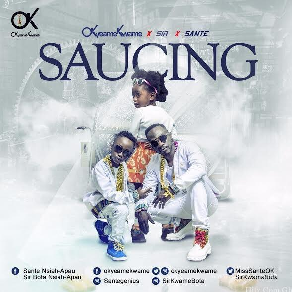 Okyeame Kwame - Saucing Feat. Sir & Sante (Prod. by Abochi)