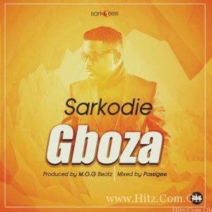 Sarkodie – Gboza Prod. by MOG BeatzMixed by Possigee 300x300 - Sarkodie - Gboza (Prod. by MOG Beatz)(Mixed by Possigee)