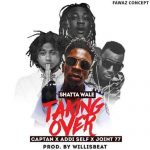 Shatta Wale – Taking Over (Instrumental)(Prod. By Lazzy Beatz)