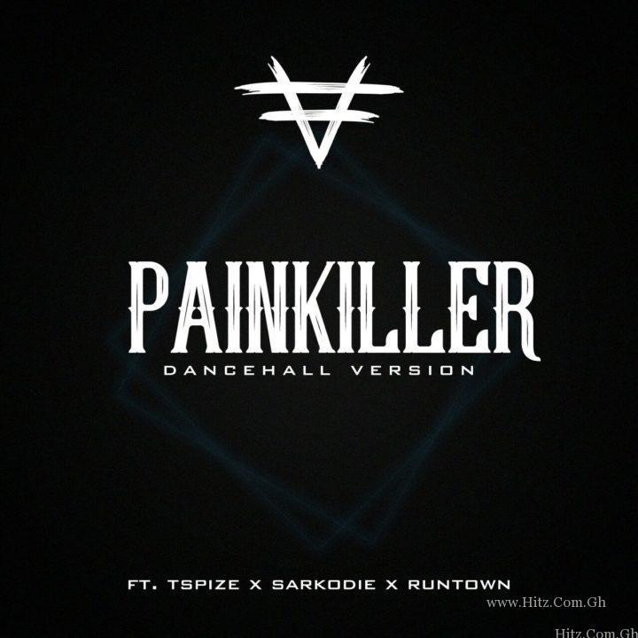 TSpize X Sarkodie X Runtown - Pain Killer (Remix)