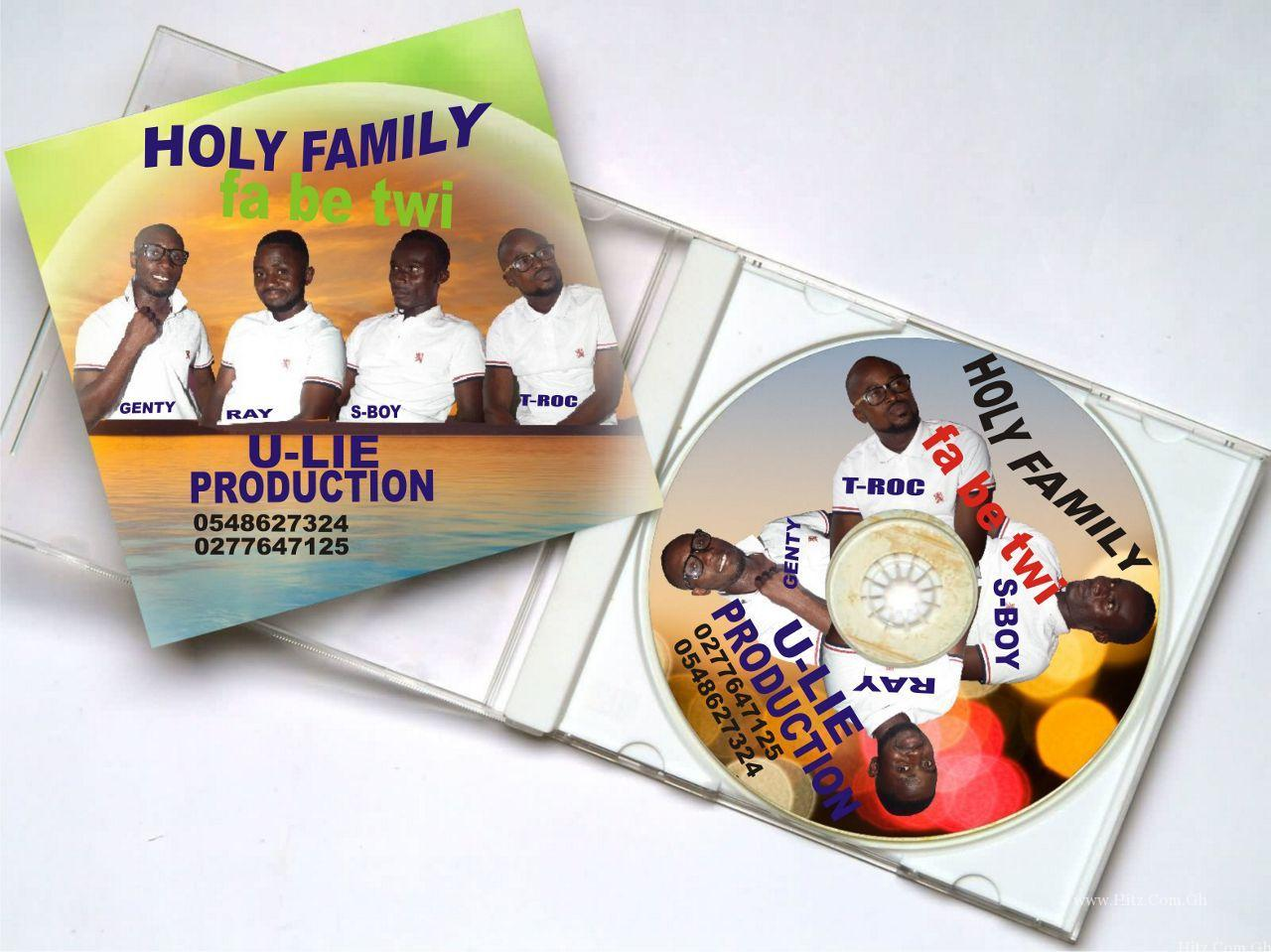Holy Family – Fa Be Twi