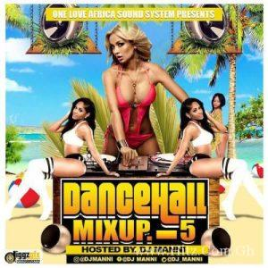 DJ Manni – Dancehall Mix Up Vol. 5 300x300 - DJ Manni - Dancehall Mix Up (Vol. 5)