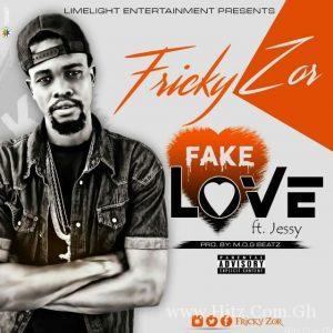 Fricky Zor – Fake love ft. Jessy (prod. by MOG Beatz)