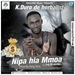 K Duro De Herbalist – Help The Needy (Prod By King Dica)
