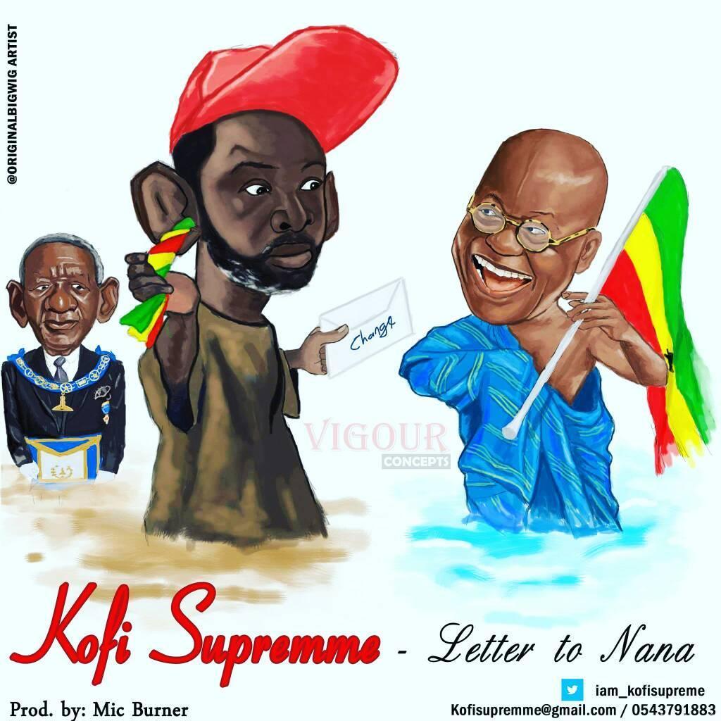 Kofi Supremme – Letter To Nana (Prod. By Mic Burner)