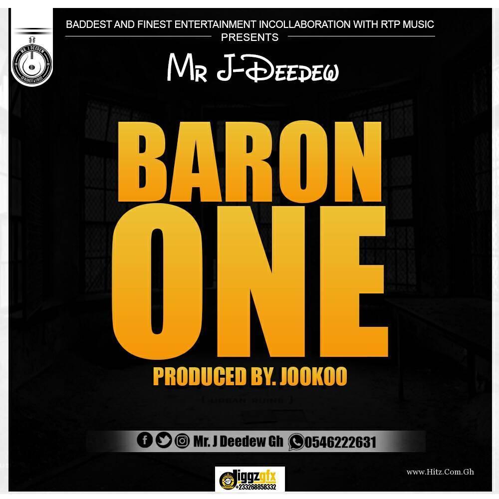 Mr. J – Baron One (Prod. By Joe Cole)