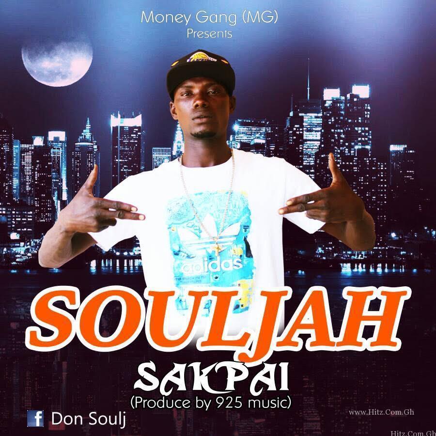 Souljah – Sakpai (Prod. By Slodezzy)