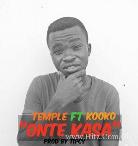 Temple ft Kooko Onte Kasa Prod By Tipcy 284x300 - Temple ft Kooko - Onte Kasa (Prod By  Tipcy)