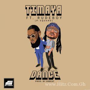 Timaya ft. Rudeboy P Square – Dance 300x300 - Timaya - Dance ft. Rudeboy (P-Square) (Prod By Orbeat)