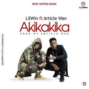 Lil Win Akika Akika Ft Article Wan 300x300 - Nkansah Liwin - Akika AKika ft Article Wan (Prod By Article Wan)