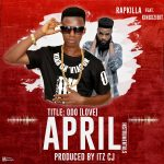 RapKilla – Odo Ft King Xzibit(Prod by itzCJ)