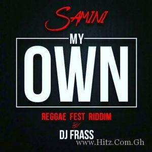 Samini – My Own (Reggae Fest Riddim)(Prod. by DJ Frass)