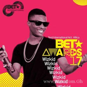 WIzkid BET 2017 1 300x300 - Full List Of The BET Awards Winners 2017