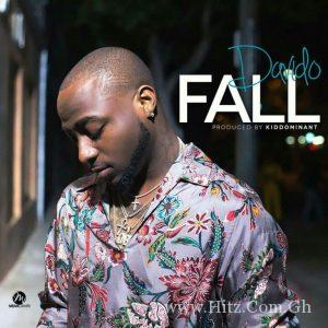 davido 300x300 - Davido – Fall (Prod By Kiddominant)