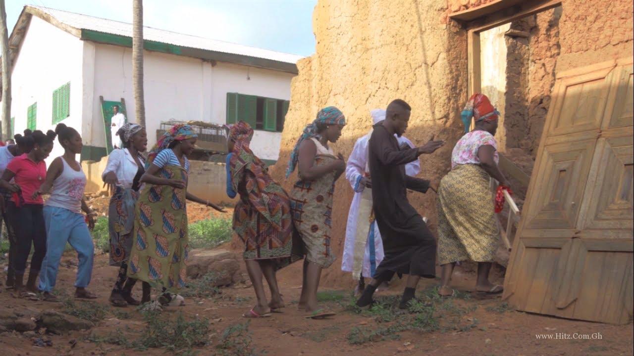 Nkansah Liwin – Ladder ft Odehyieba (Official Video)