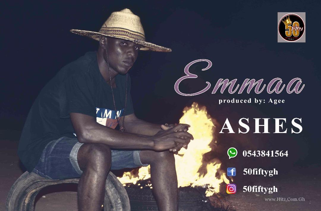 50 Fifty (Ashes) - Emmaa (Prod By Agee)