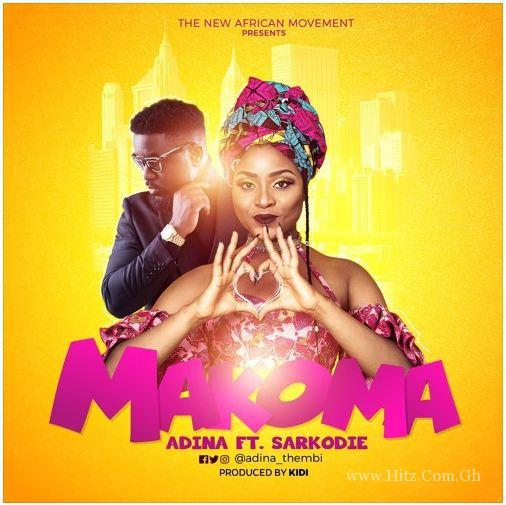 Adina – Makoma ft Sarkodie (Prod By Kidi)