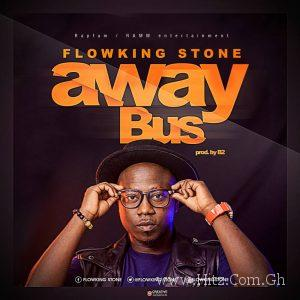 FlowKing Stone Away Bus Prod by B2 300x300 - FlowKing Stone - Away Bus (Prod by B2)