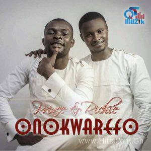 "Front cover 300x300 - Prince & Richie ""Onokwarefo"" album to be launched this Sunday, July 9th"