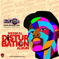 Medikal disturbation 200x200 - Medikal - Disturbation (Full Album Download)