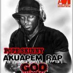 Pope Skinny – Akuapim Rap God (Prod By BeatBoss Tims)