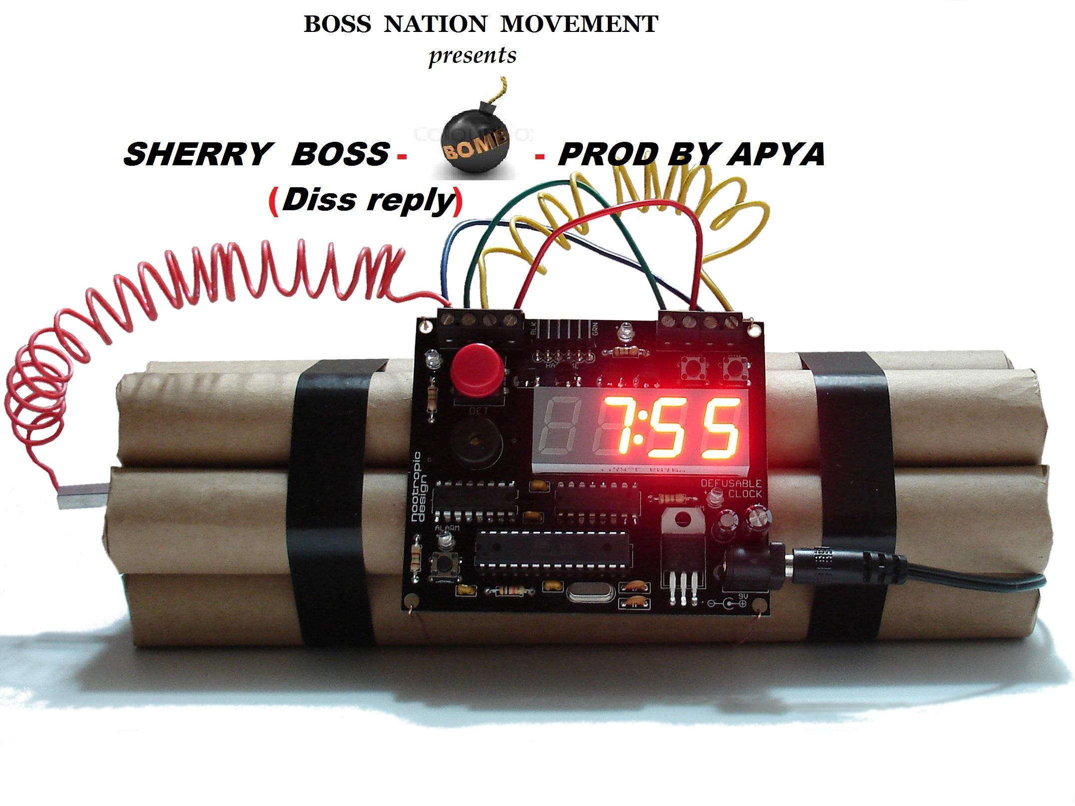 Sherry Boss - Bomb (Prod By Apya) (Nkansah Liwin Diss)