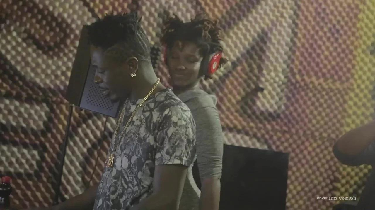 "VIDEO: Shatta Wale says he wishes to ""marry"" Ebony to become ""JAY Z and Beyonce"" of Ghana"