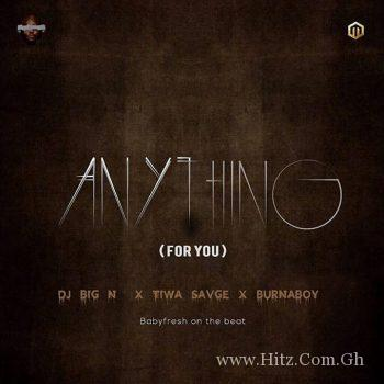 Download Tiwa Savage - All Over (Prod  by BabyFresh) | HitxGh Com