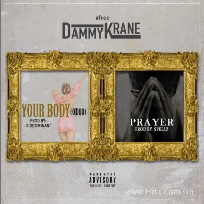 Dammy Krane - Prayer (Prod By Spellz)