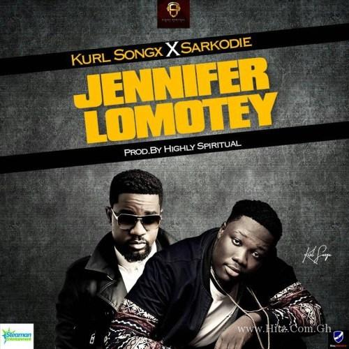 Kurl Songx feat. Sarkodie – Jennifer Lomotey (Prod. by Kaywa)