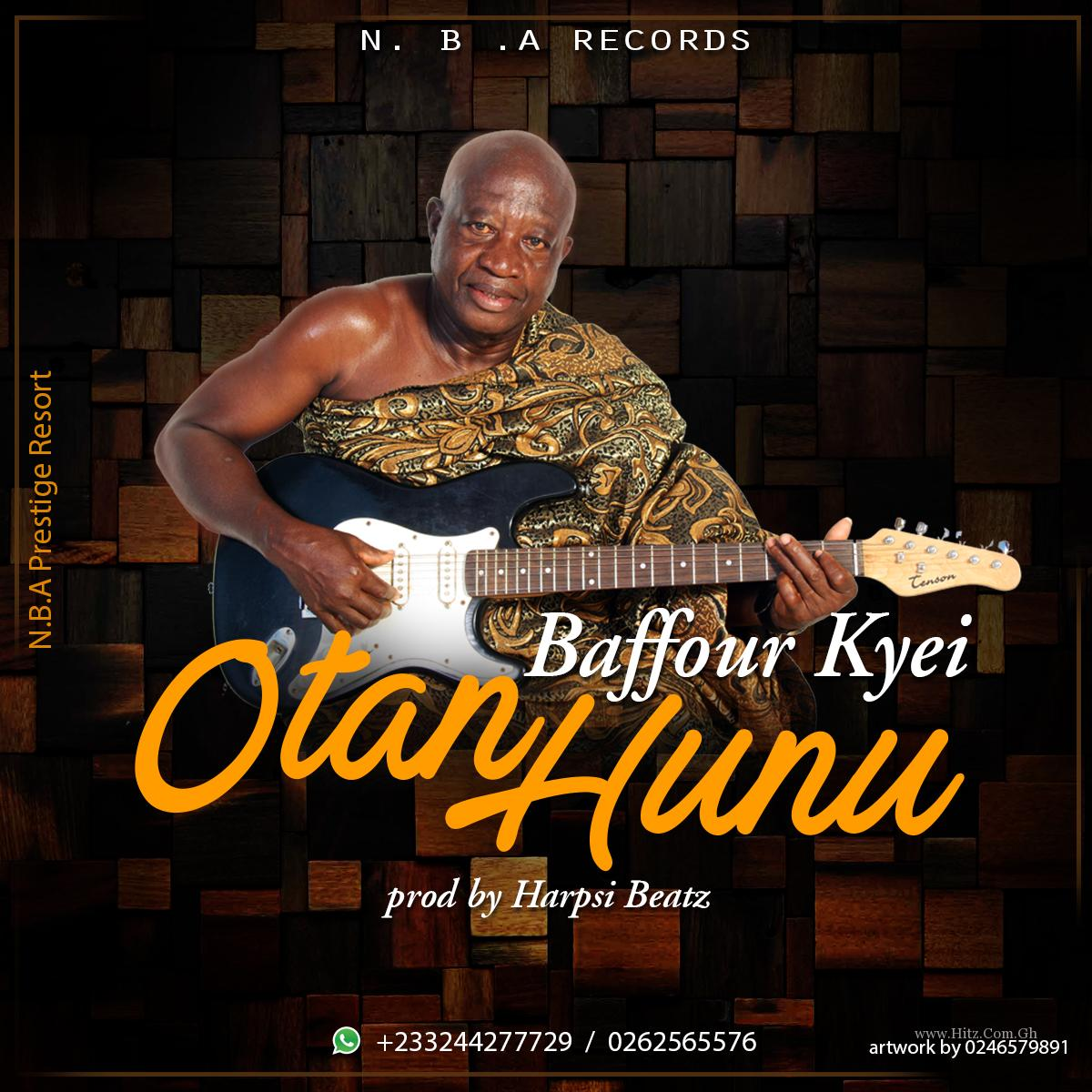 Mr.Baffour Kyei – Otan Hunu Ara (Prod.by HarPsi)