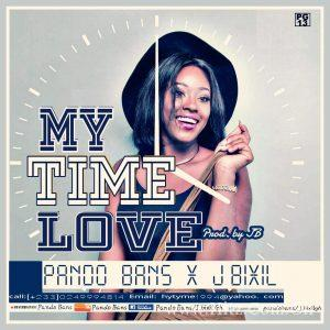 Pando Bans ft J.Bixil My Time Love Prod. by JB 300x300 - Pando Bans ft J.Bixil - My Time Love (Prod. by JB)