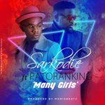 Sarkodie feat Patoranking – Many Girls (Kankpe) (Prod. by MonieBeatz)