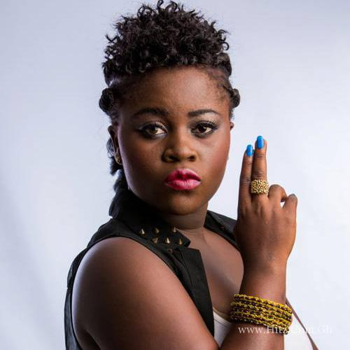 Dancehall diva, Kaakie Splits with Xtra Large Music.
