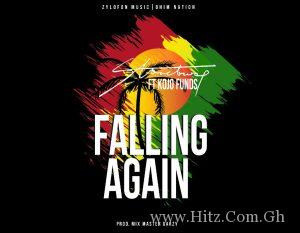 stonebwoy 300x233 - StoneBwoy - Falling Again ft KoJo Funds (Prod By Mix Masta Garzy)