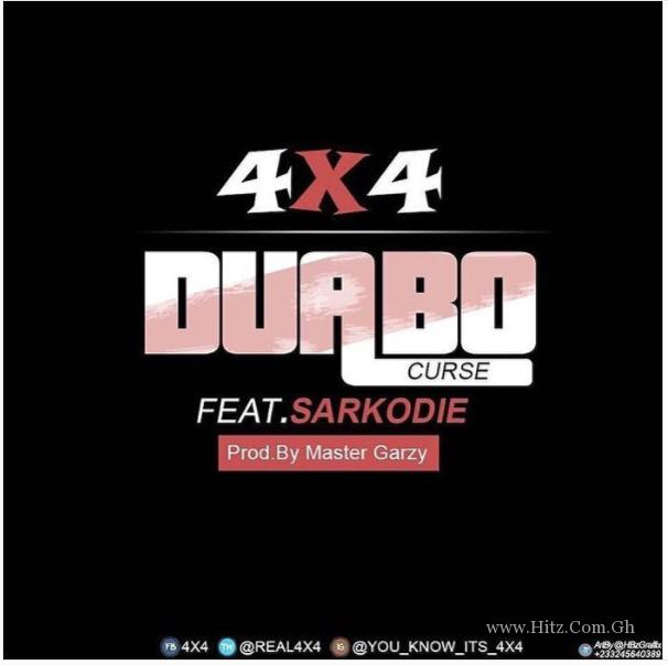 4x4 - Duabo (Curse) ft Sarkodie